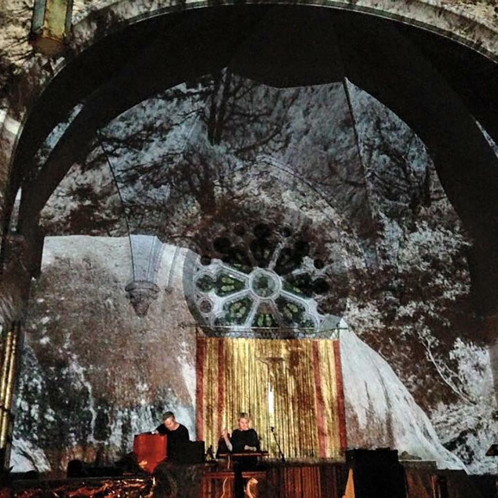 Snowbeasts live set at Park Church